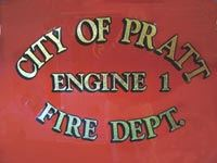 City of Pratt Fire Department Engine 1