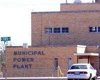 Municipal Power Plant
